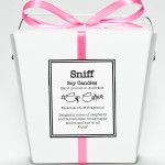 Cup Cake Candle - such as sweetie!