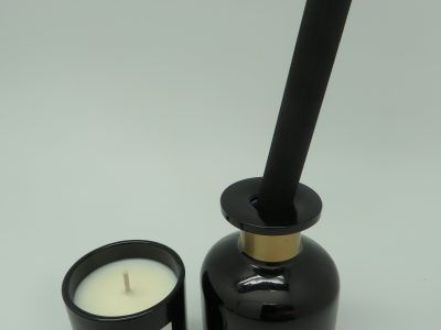 Black Cashmere Diffuser with Dacron Reed