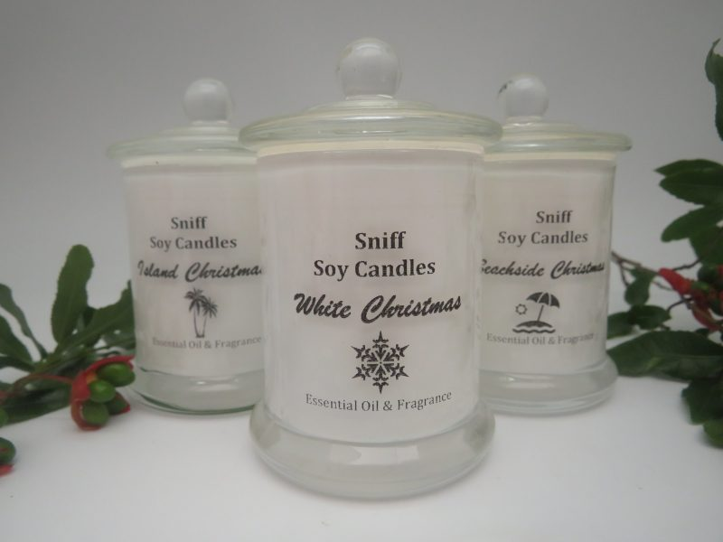 Christmas Candles Danube Trio Pack